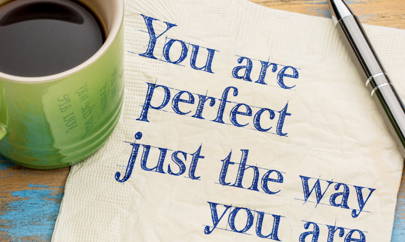 Perfectionism is Overrated
