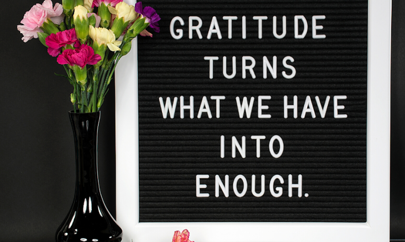 Cultivating Gratitude and Integrating Mind, Body & Spirit into Therapy