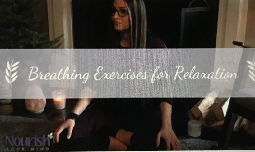 Befriending Our Breath & Relaxing With The 4-7-8 Technique