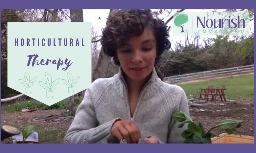 An Introduction to Horticultural Therapy