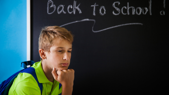 The Uncertainty of Returning to School
